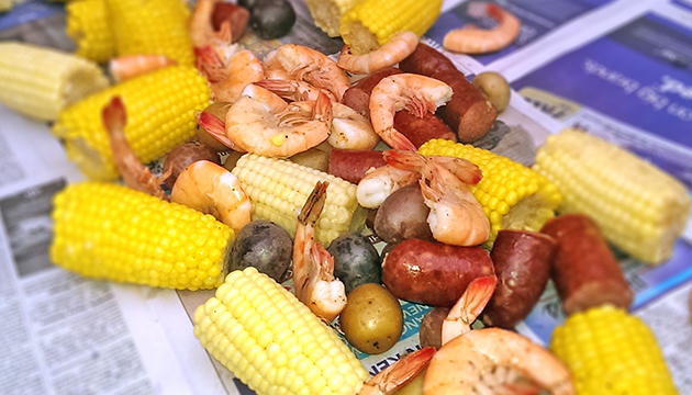 Weeknight Low Country Boil Jason S Cooking