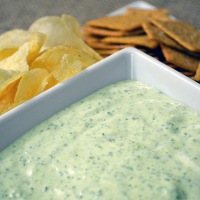 Green Dip from www.jasonscooking.com